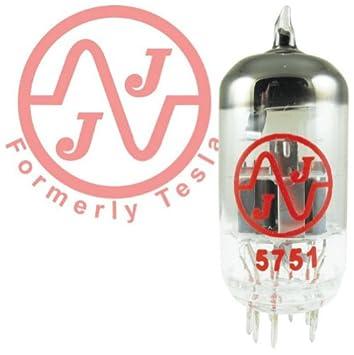 JJ 5751 preamplificador tubo de vacío