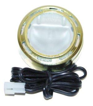 Halogen Accent (Brass Cabinet Light)