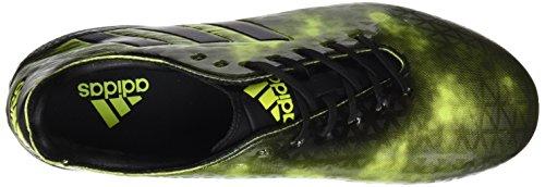 adidas Crazyquick Malice FG, Scarpe per Allenamento Calcio Uomo, Nero (Negbas/Negbas/Amasol), 39 EU