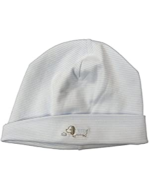 Baby-Boys Infant Dog's Day Out Stripe Hat