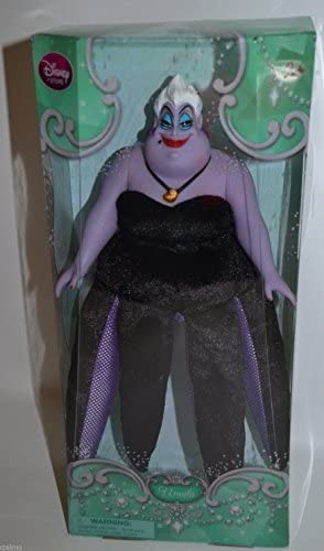Disney The Little Mermaid Classic Doll Ursula 12 by Ursula: Amazon ...