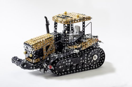 [Challenger MT865C Tracked Tractor Metal Tronico Construction Kit by Challenger] (Tracked Tractor)