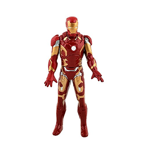 TOMY Metakore Marvel Iron Man Mark 43 About 78mm die-cast Painted Action Figure ()