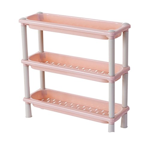 Haotfire Plastic Shelf Bathroom Storage Shelves 3 Tier Shelves Corner Organizer For Kitchen Bathroom Shampoo Cosmetics Shampoo Cosmetics - Bay Corner Tv