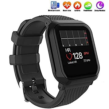 OJBDK Sport Smart Watch Fitness Men Waterproof Bodybuilding ...