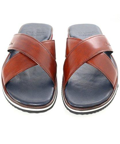 Oliver Sweeney Men's Whitestone Calf Leather Sandals Tan Tan R6y5s