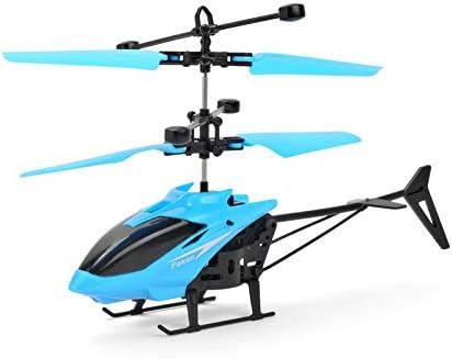 Knowooh Helicóptero teledirigido Helicóptero RC Helicóptero de ...