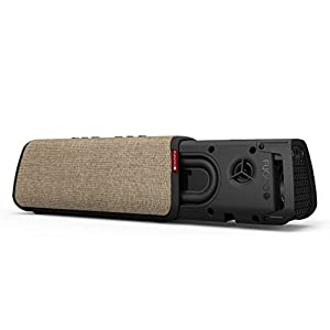 FUGOO Style XL- Portable Rugged Waterproof Wireless Bluetooth Speaker 35 Hrs Battery Life with Built in Speakerphone (Sand/Black)