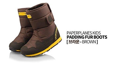 Paperplaneskids Snow Boots for Toddler Little Kid Big Kid