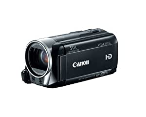 Canon VIXIA HF R32 Full HD 51x Image Stabilized Optical Zoom Camcorder Wi-Fi Enabled with 32GB lnternal Drive Dual SDXC Card Slots and 3.0 Touch LCD (Discontinued by Manufacturer)