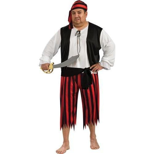 Costumes For All Occasions Ru17694 Pirate Adult Mens -