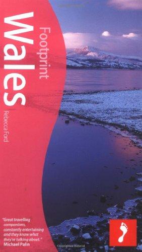 Footprint Wales (Footprint Handbooks)