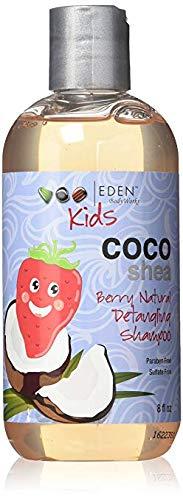 Eden Bodyworks Coco Shea Berry Detangling Shampoo