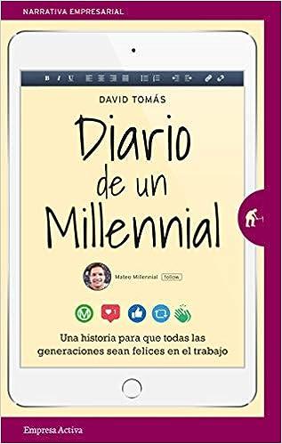 Diario De Un Millennial por David Tomás
