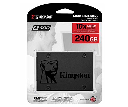 Genéricos DISCO DURO 2.5 SSD KINGSTON 240GB SSDNOW SATA3 SA400 ...