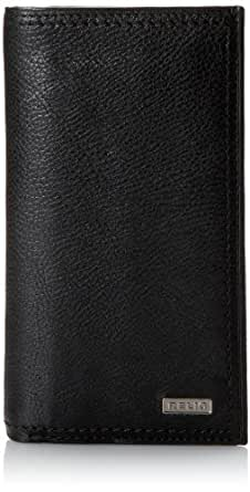 Relic Men's Mark Checkbook Wallet, Black, One Size