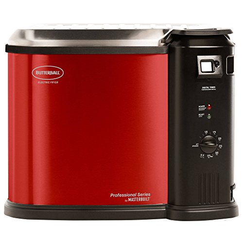 Butterball XL Electric Fryer MB23010718 - Red by Butterball