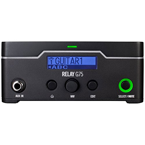 Line 6 Relay G75 Wireless Guitar Unit by Line 6