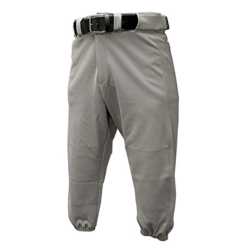 Franklin Sports - Youth Baseball and Softball Pants - Boys and Girls Pants - Grey - Small