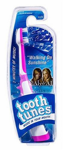 Tooth Tunes - Aly & AJ (Walking On Sunshine) - Soft by Hasbro (Image #1)