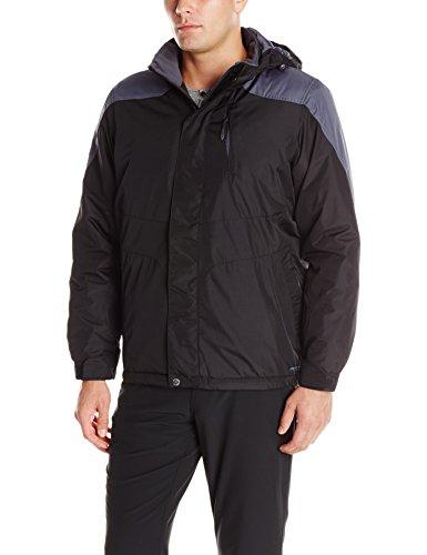 Tundra Insulated Jacket (Arctix Men's Gotham Insulated Jacket, Black, X-Large)