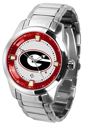 Georgia Bulldogs - Titan Steel Bulldogs Titan Steel Watch