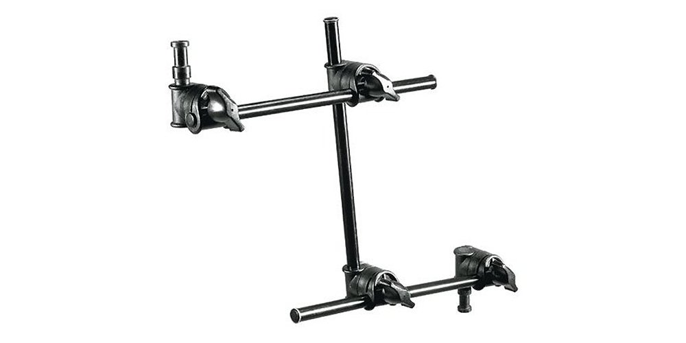 Manfrotto 196AB-3 3-Section Single Articulated Arm without Camera Bracket (Black)