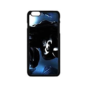 DC spiderman black Phone Case for Iphone 6