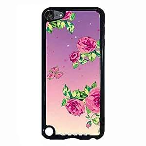 Plastic Black Cover, Unique Style Victoras Secret Brand Funda Case, Victoras Secret Brand iPod Touch 5th Case