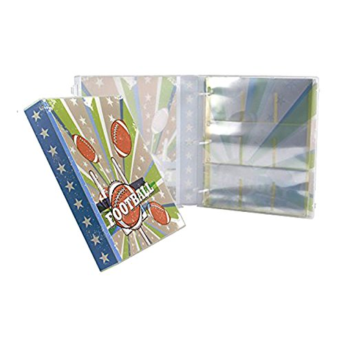 Sport Card Collection Binder (Football)