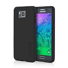 Samsung Galaxy Alpha Case, Incipio [Shock Absorbing] DualPro Case for Samsung Galaxy Alpha-Black/Black