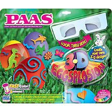 Paas Craft Activity Easter Egg Decorating Kit - 3d Eggplosio