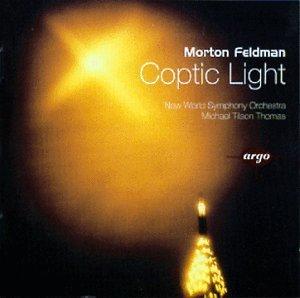 Feldman: Coptic Light (2003-09-11)