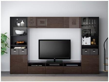 Ikea 2202.26514.3018 - Juego de Puertas de Cristal y Cristal para ...