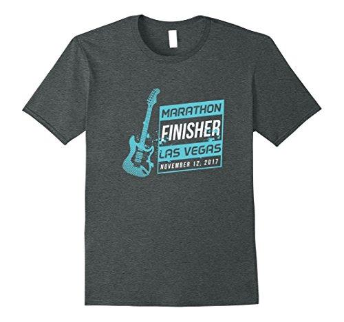 Mens Las Vegas Nevada Marathon Finisher Tee Shirt 2017 XL Dark - Shops High Mile Las Vegas