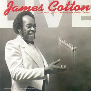 James Cotton Live At Antone's Nightclub by Main Street