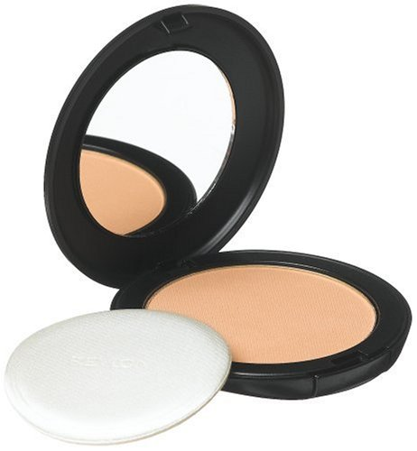 Revlon ColorStay Pressed Powder with SoftFlex, Medium Deep 850, 0.3 Ounces (Pack of 2)
