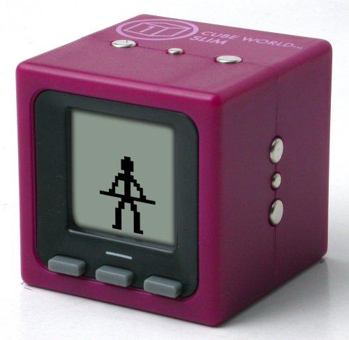 Radica Cube World Slim /& Scoop Interactive Game