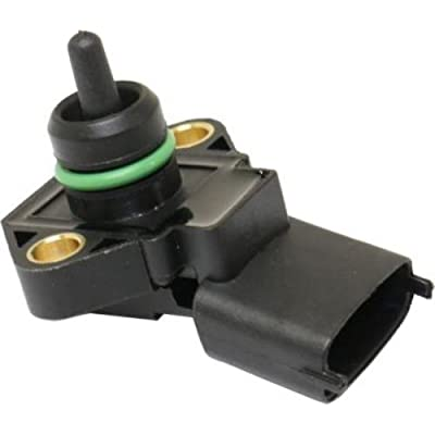 CPP Direct Fit MAP Sensor for 2000-2002 Subaru Forester, Impreza, Legacy, Outback: Automotive
