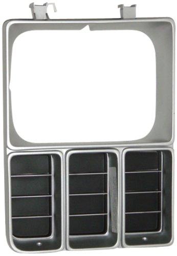 OE Replacement Chevrolet/GMC Passenger Side Headlight Door (Partslink Number GM2513105)