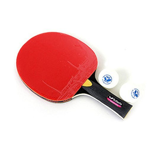 Butterfly Addoy S10 Table Tennis Racket Paddle (Shake Hand Grip)