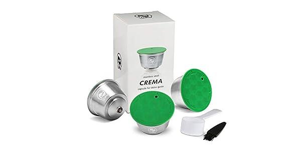 Amazon.com: ANJUYA Housewares iCafilas Refillable Stainless ...