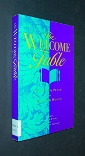 The welcome table Setting a place for ordained women 9780964561908 Amazon.com Books & The welcome table: Setting a place for ordained women: 9780964561908 ...