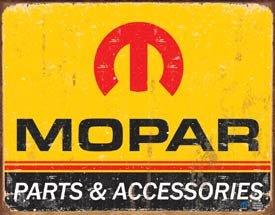 (Poster Discount Desperate Enterprises Mopar Logo '64-'71 Collectible Metal Sign, Model# 1315, 16x12)