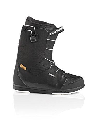 DEELUXE Snowboarding 571550-1000/9110 Alpha Snowboard Boots, Black, Size - Deeluxe Boot Mountain