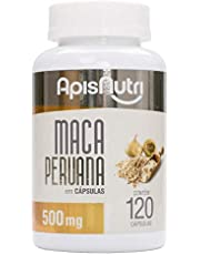 Maca Peruana 120 Caps, Apisnutri