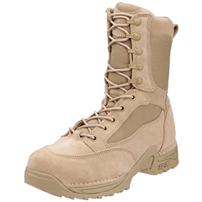 Amazon.com: Danner Men's Desert Tfx Rough Out Tan GTX Military ...