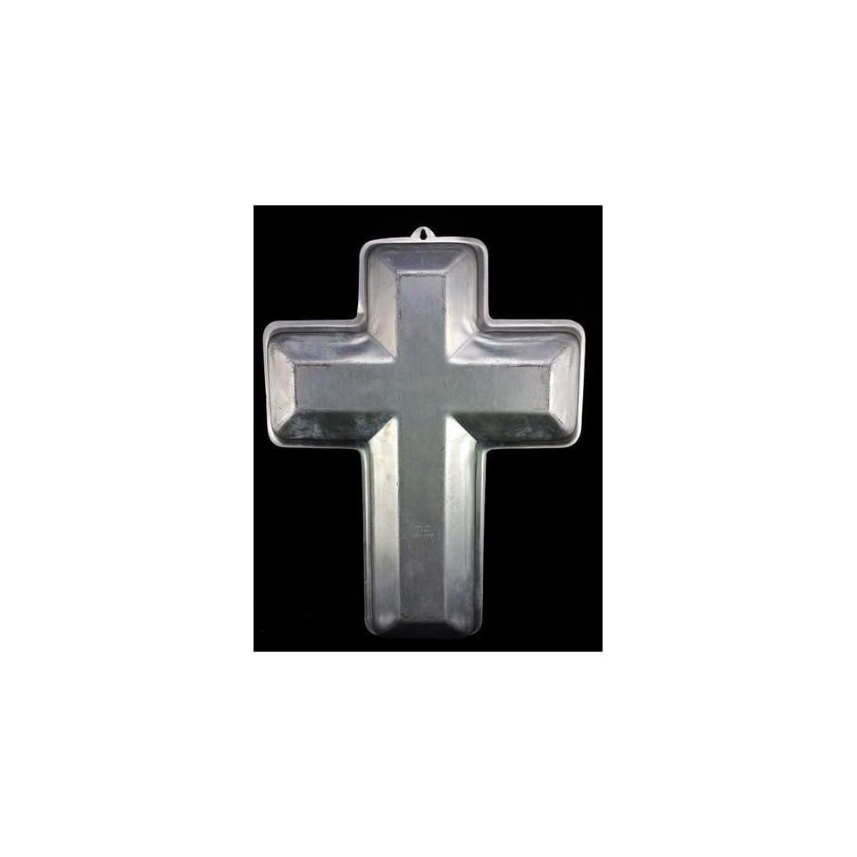 Wilton Cake Pan Cross (502 2502, 1972)