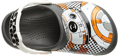Pictures of Crocs Kids' Fun Lab Star Wars BB-8 Clog Graphite 2