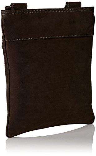 Timberland Tb0m2894, Bolso para Hombre, 1x30x27 cm (W x H x L) Marrón (Black Coffee)